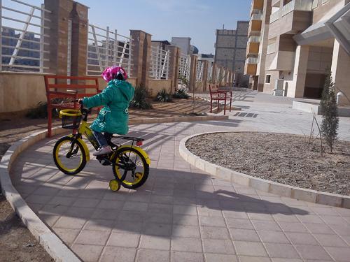 دوچرخه فاطمه